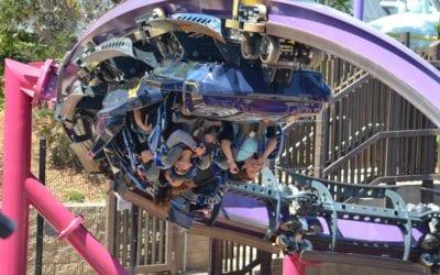 Sea World San Diego Flips for Tidal Twister