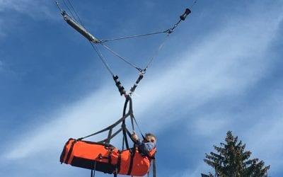 SkySled™ Takes Flight