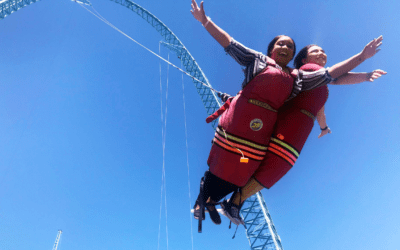 Skycoaster® Soars Even Higher with High-Tech Upgrades