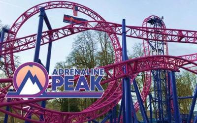 Oaks Park set to unleash newest roller coaster: Adrenaline Peak
