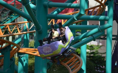 Two World-Record Roller Coasters Coming to Nickelodeon Universe At American Dream
