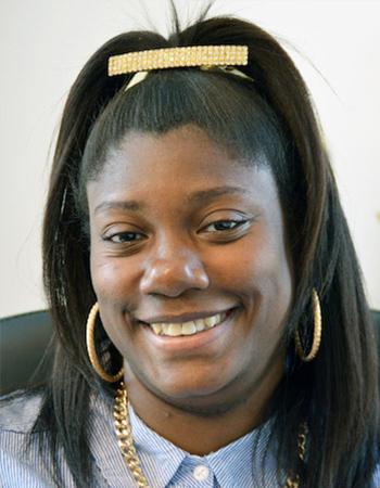 Leah Peterkin, Regional Manager for Queens, New York