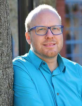 Ed Hodgdon, Marketing Manager