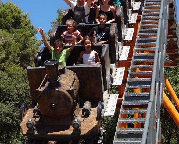 gerstlauer steel coaster