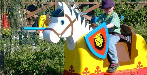 mbe pony trek ride